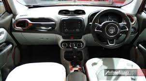 gray jeep renegade interior jeep renegade interior indonesia autonetmagz
