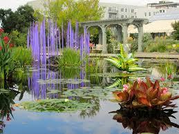 Colorado Botanical Gardens A Tour Of Chihuly S Glass At The Denver Botanic Gardens