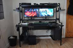 Ultimate Gamer Setup Cool Computer Setups And Gaming Setups Computer Pinterest
