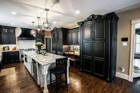 Designer White Kitchens Beautiful Black U0026 White Kitchen Designer Q U0026a Callier And Thompson