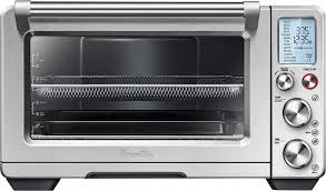 Under Mount Toaster Oven Breville The Smart Oven Air Convection Toaster Pizza Oven Silver