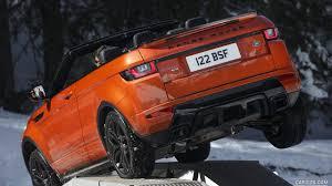 orange range rover evoque 2017 range rover evoque convertible hse color phoenix orange