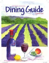 Polish Kitchen Petoskey Summerdining 2014 By Northern Michigan Review Inc Issuu