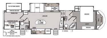 keystone montana floor plans stunning ideas 5th wheel bunkhouse floor plans keystone montana rv