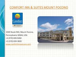 Comfort Inn Greensburg Pa Comfort Inn And Suites Mount Pocono Pa