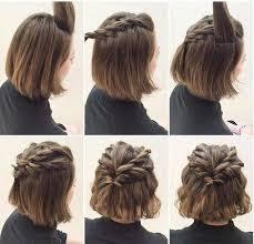 tutorial rambut tutorial rambut pendak tutorial rambut pendek