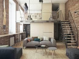 Efficiency Apartment Ideas Un Pequeño Loft De 35 Metros Cuadrados Lofts Interiors And House