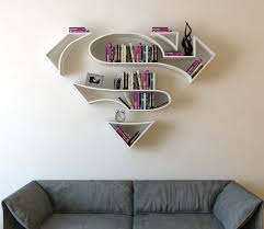 interior white modern superman motivated stained solid wood