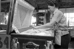 casket company collins building coast casket company everett