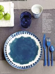 table settings editorial from elle decoration france interiors