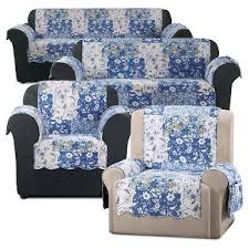 Blue And White Striped Slipcovers Sure Fit Slipcovers U0026 Futon Covers Target