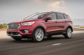 Ford Escape Fuel Economy - 2017 ford escape 2 0 ecoboost awd first test review