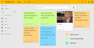 how to use google keep to create the ultimate task list process