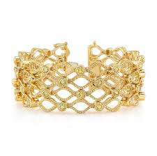 diamond yellow gold bracelet images Yellow gold fancy natural color yellow and very yellow diamond jpg