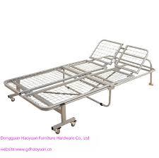 folding sofa bed frame furniture folded metal sofa bed frame design