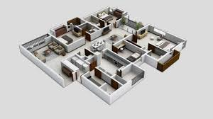 100 different types of floor plans case study project