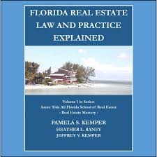 florida real estate law and practice explained u2013 book u2013 azure tide