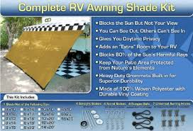 Cheap Rv Awnings Cheap Rv Shade Awning Find Rv Shade Awning Deals On Line At