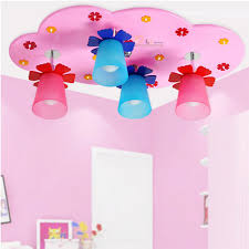 lighting bedrooms led chandeliers ceiling kids acrylic lustre