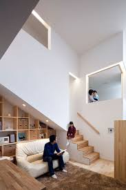 Japanese Small Home Design - house in kyobate by naoko horibe design milk