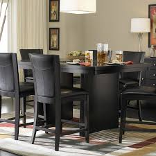 Homelegance Ohana Counter Height Dining Homelegance 710 36 Counter Height Dining Table Espresso