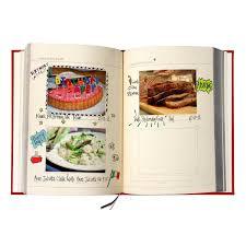 idee cadeau cuisine livre de cuisine familiale à remplir soi même ideecadeau fr