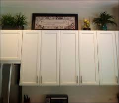 kitchen refinished cabinets before and after white cupboard