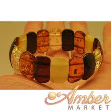 gold amber bracelet images Classic baltic amber bracelet JPG