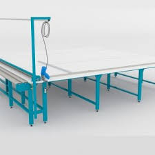asco manual cutting table sani usa fabricating solutions