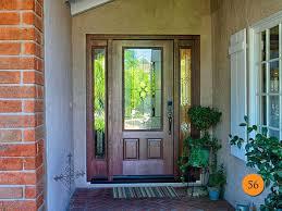 Fiberglass Exterior Doors With Glass Front Doors Posted In Beveled Glass Door Ideas Door Inspirations