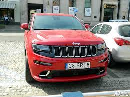 stanced jeep srt8 jeep grand cherokee srt 8 2013 29 may 2017 autogespot