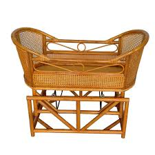 Wicker Crib Bedding Baby Cribs Bedding Rattan Baby Bed Baby Cradle Whole Sale New