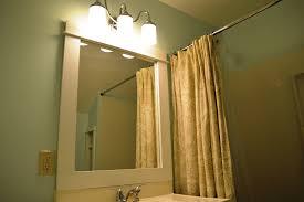Framing Bathroom Mirrors Diy - bathroom mirror framing how to diy framing bathroom mirror