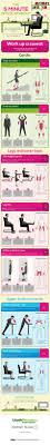 Yoga At The Office Desk Desk Workouts Best Home Furniture Decoration