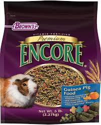 encore premium guinea pig food f m brown u0027s