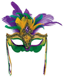 large mardi gras mask mardi gras feather venetian mask masks