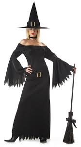 amazon com california costumes women u0027s elegant witch costume