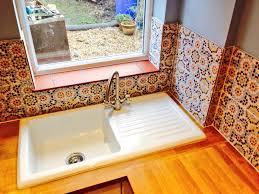 Mexican Tiles For Kitchen Backsplash Handmade Mexican Tile Splashbacks Fitted Including Terracotta