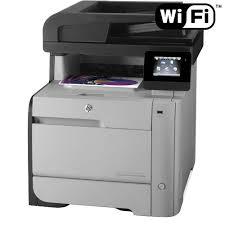 Favorito Multifuncional HP Color LaserJet Pro MFP M476nw - Impressora  &EV54