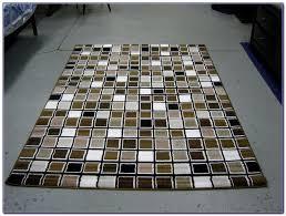 Black White Checkered Rug Black And White Checkered Bath Rug Rugs Home Design Ideas