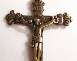 catholic crucifix terra santa jerusalem relic catholic crucifix soil from jerusalem