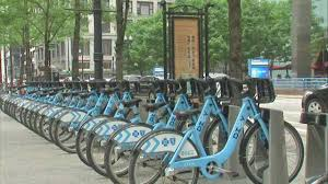 Chicago Divvy Map Divvy Bike Sharing Expanding To Evanston Oak Park Abc7chicago Com