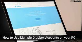 dropbox windows 3 ways to use multiple dropbox accounts on windows