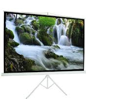 How To Hang A Projector Screen From A Drop Ceiling by Amazon Com 180 Inch 16 9 Electric Projection Screen