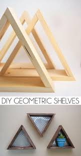 triangle shelf dimensions diy home ideas pinterest