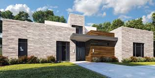 luxury modern homebuilder lucent floorplan modern home builder