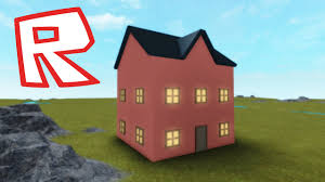 roblox speed build simple house youtube