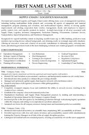Property Management Resume Samples by Top Supply Chain Resume Templates U0026 Samples