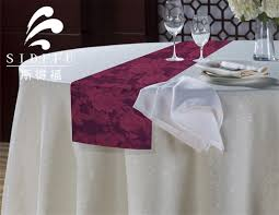 table linen wholesale suppliers hotel restaurant table linen table runners manufacturers and