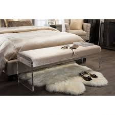 bedroom indoor bench storage bench seat white bed bench modern